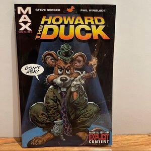Howard The Duck max comics